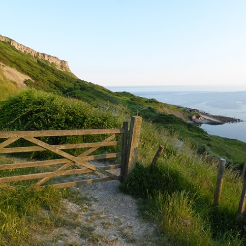 Purbecks coastal walks