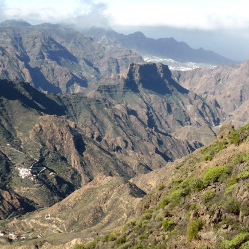 Gran Canaria - walking a continent in miniature