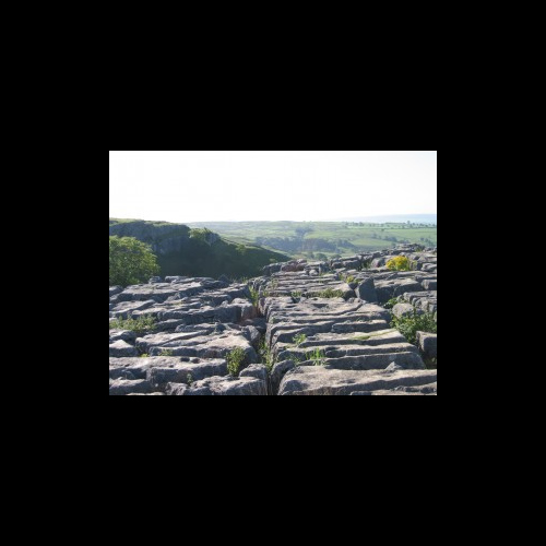 Yorkshire Dales and Malhamdale- limestone pavements