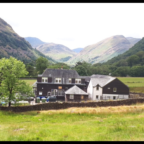 Northern Lakes and Borrowdale