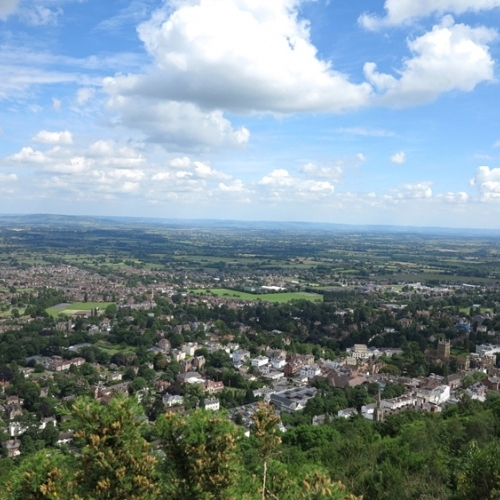 Guided walking in Malvern Hills - Great Malvern