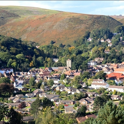 Guided walking in Shropshire Hills - Church Stretton