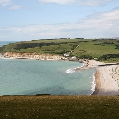 South Downs - Cuckmere Haven